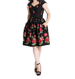 HELL BUNNY - Antonia Mid Dress