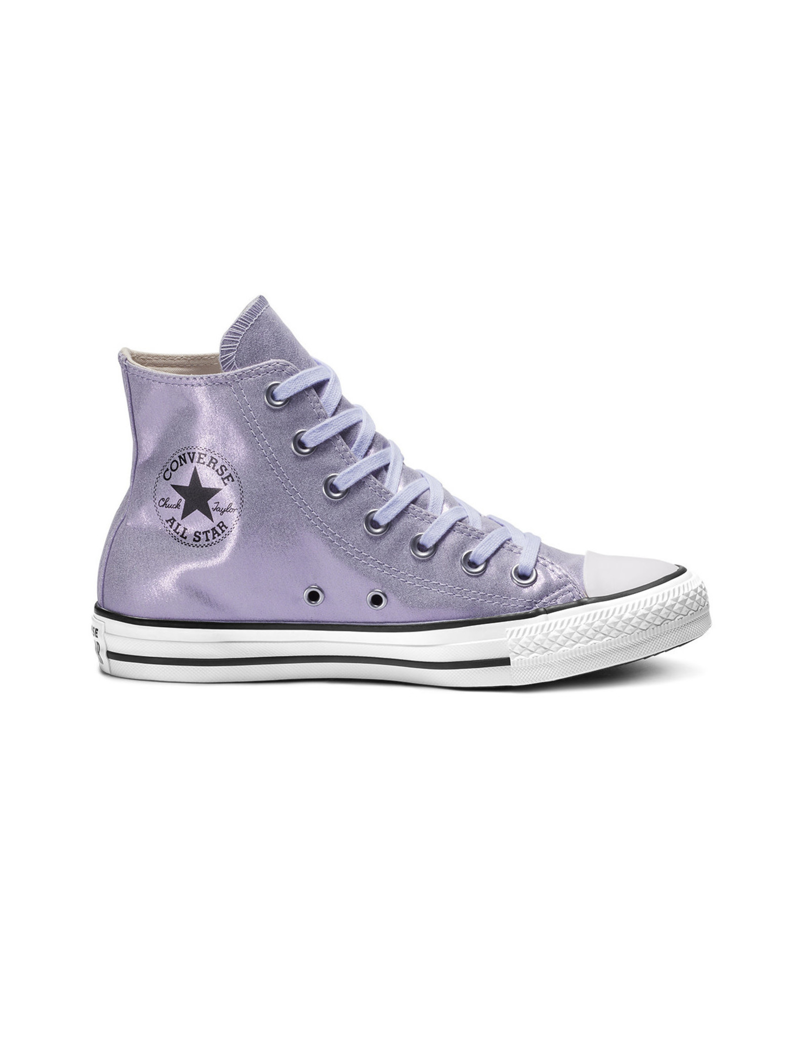 CONVERSE CHUCK TAYLOR ALL STAR HI OXYGEN PURPLE/BLACK/WHITE C19OP-563419C