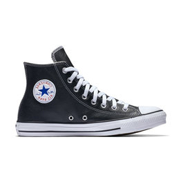 CONVERSE CHUCK TAYLOR HI LEATHER BLACK CC1B-132170C