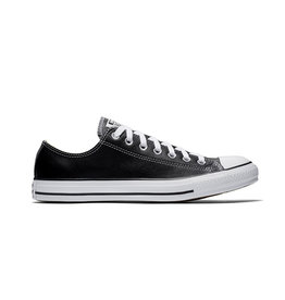 CONVERSE CHUCK TAYLOR OX LEATHER BLACK CC2B2-107348C