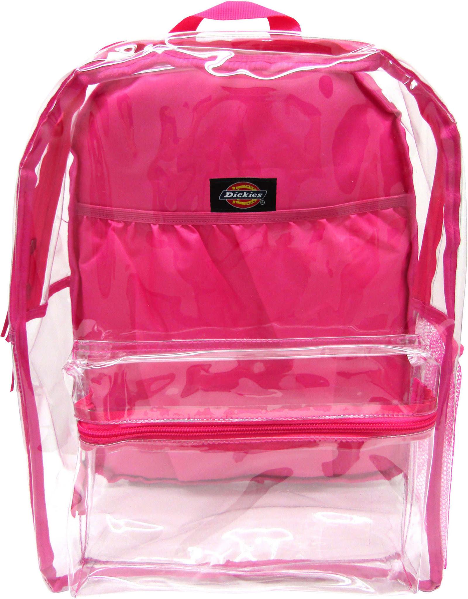 DICKIES Clear Student Dickies Backpack