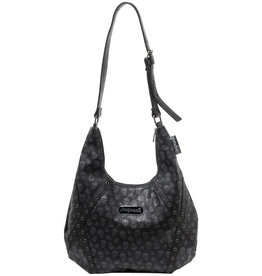 SOURPUSS - Lust For Skulls Hobo Purse