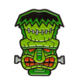 SOURPUSS - Tiki Monster Pin