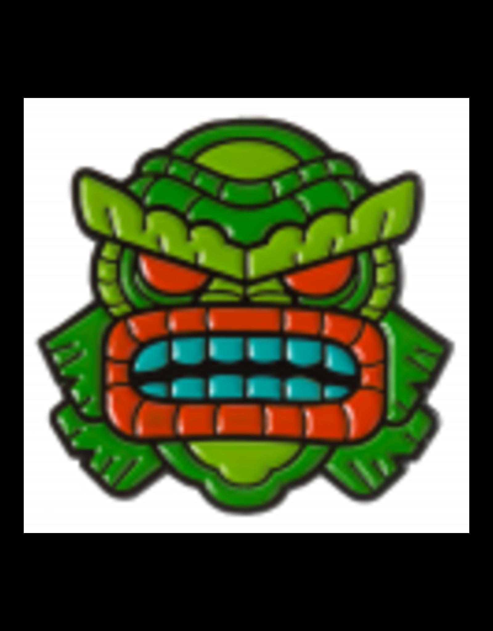 SOURPUSS - Tiki Creature Pin