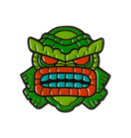SOURPUSS - Tiki Creature Pin