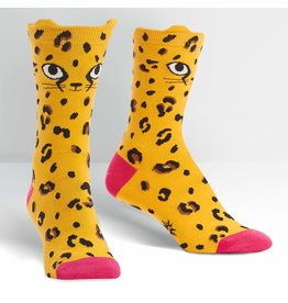 SOCK IT TO ME - Women's Chee-Toes Crew Socks
