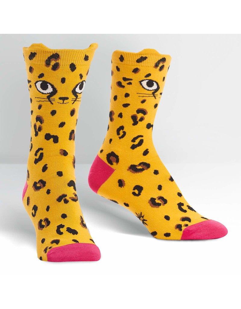 SOCK IT TO ME - Women's Chee-Toes Crew Socks