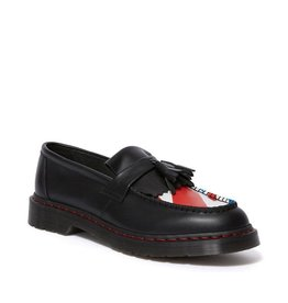 DR. MARTENS ADRIAN WHO BLACK SMOOTH M55WHO-R25270001
