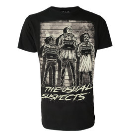 DARKSIDE - The Usual Horror Suspects Mens T-Shirt