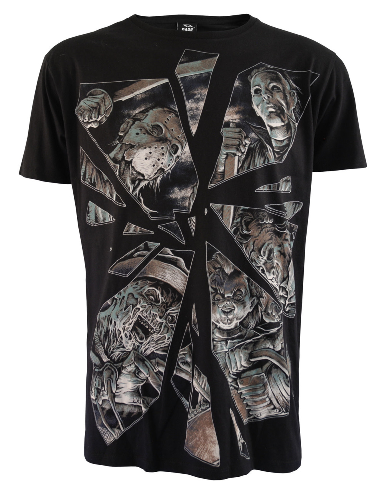 DARKSIDE - Horror Mirror Mens T Shirt