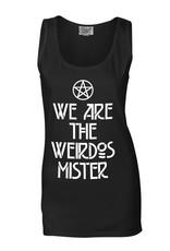 DARKSIDE - We Are The Weirdos Mister Unisex Cotton Vest