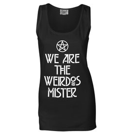 DARKSIDE - We Are The Weirdos Mister Unisex Cotton Vest