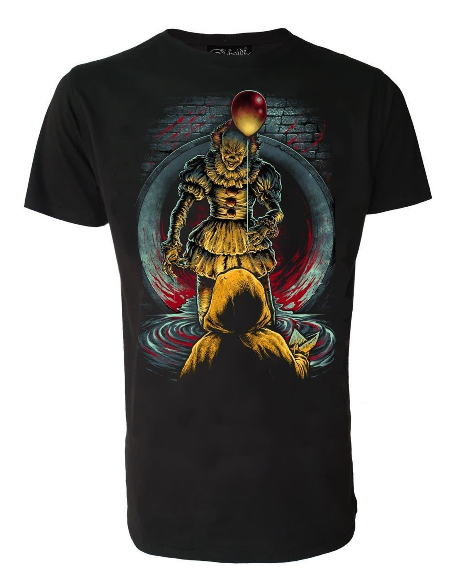 DARKSIDE - It Clown Mens T Shirt