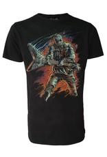 DARKSIDE - Rock Guitar Jason Mens T Shirt