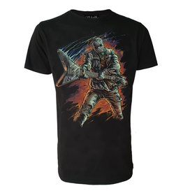 DARKSIDE - Rock Guitar Jason Mens T Shirt