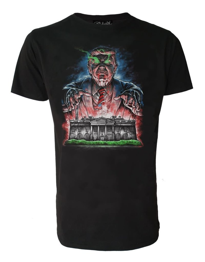 DARKSIDE - Trump Horror Mens T Shirt