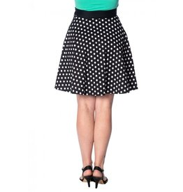 BANNED - Polka Dot 50's Skirt