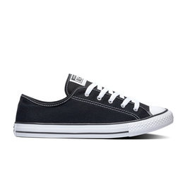 CONVERSE CHUCK TAYLOR ALL STAR DAINTY OX BLACK/WHITE/BLACK C940B-564982C