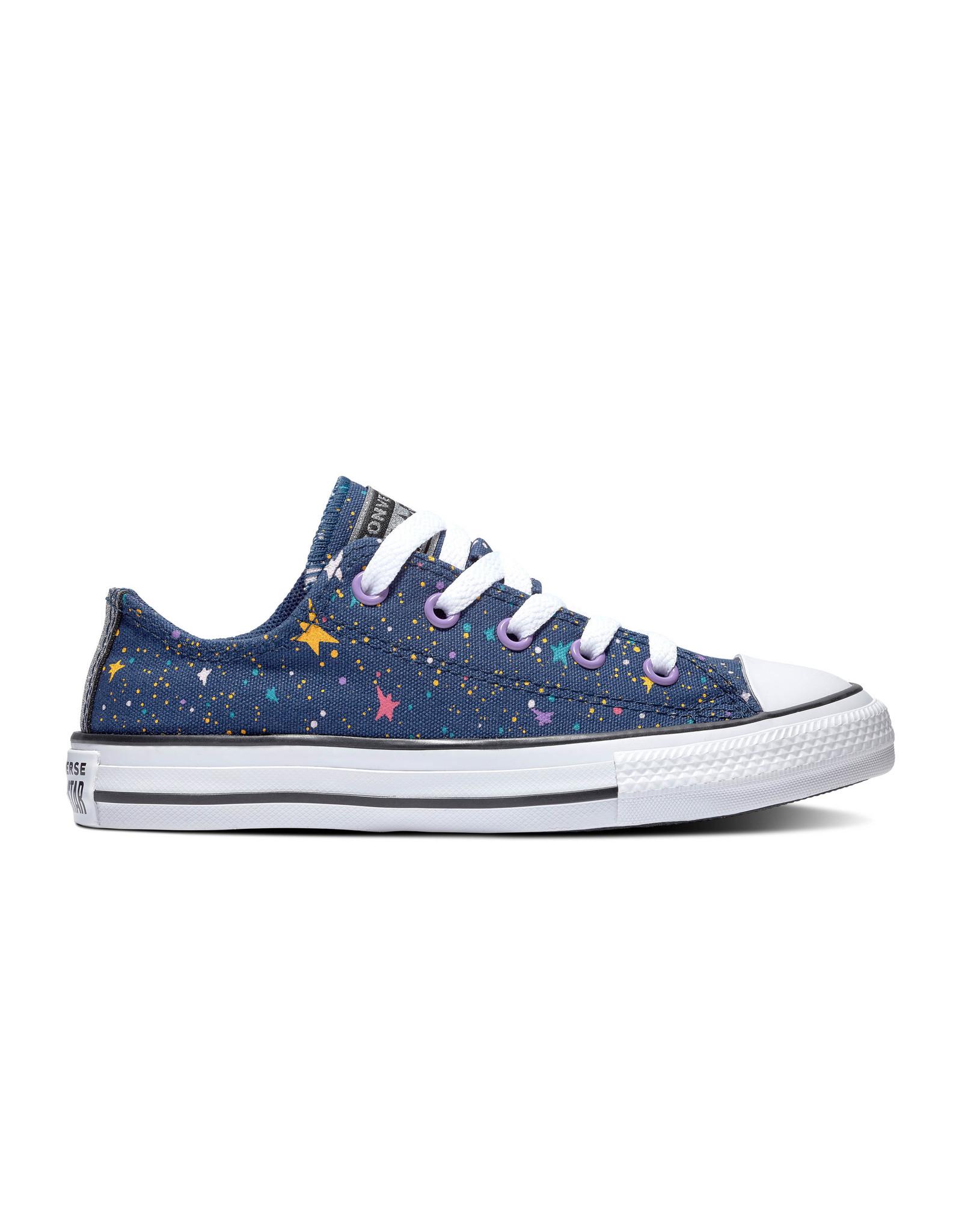 CONVERSE CHUCK TAYLOR ALL STAR OX NAVY/MOD PINK/WHITE CZMON-665114C