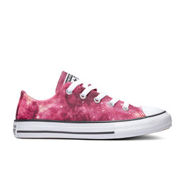 CONVERSE CHUCK TAYLOR ALL STAR OX DARK BURGUNDY/MOD PINK/WHITE CZGALP-665401C