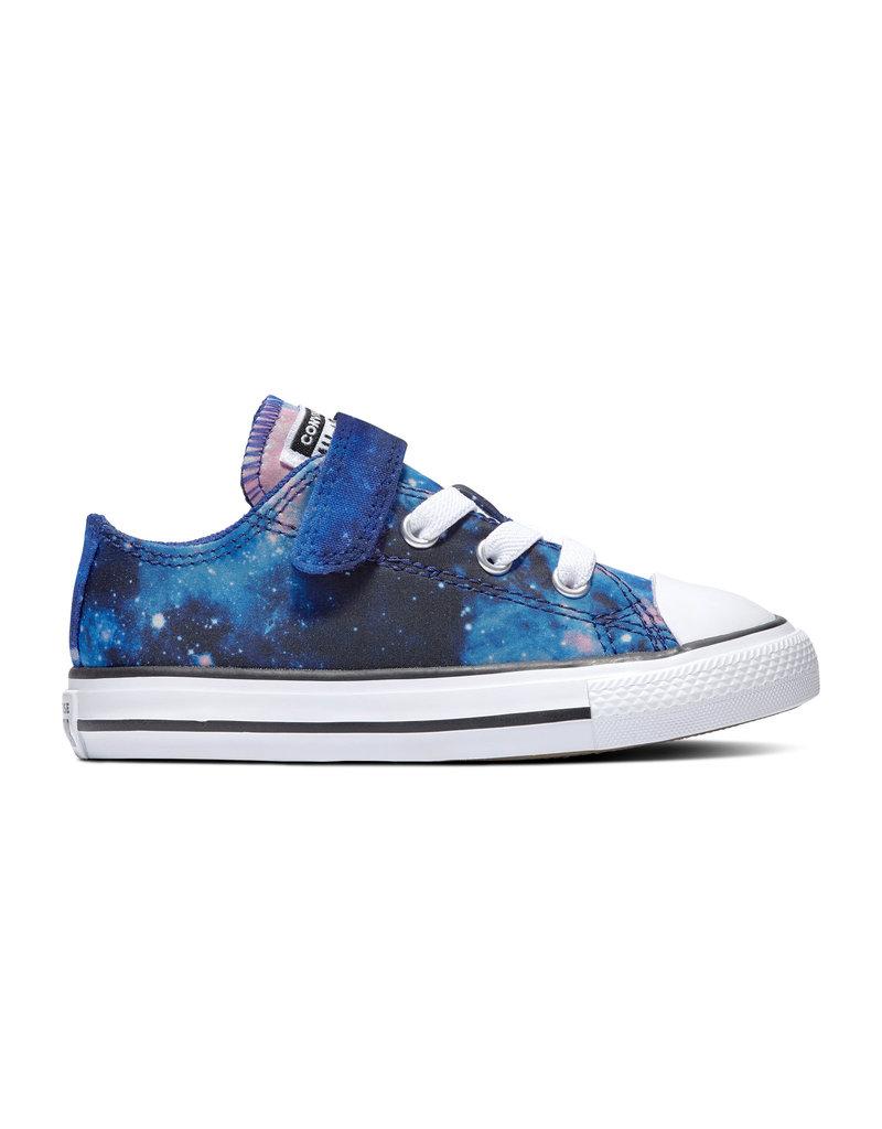 CONVERSE CHUCK TAYLOR ALL STAR 1V OX LAPIS BLUE/COASTAL PINK/WHITE CKGALB-765403C