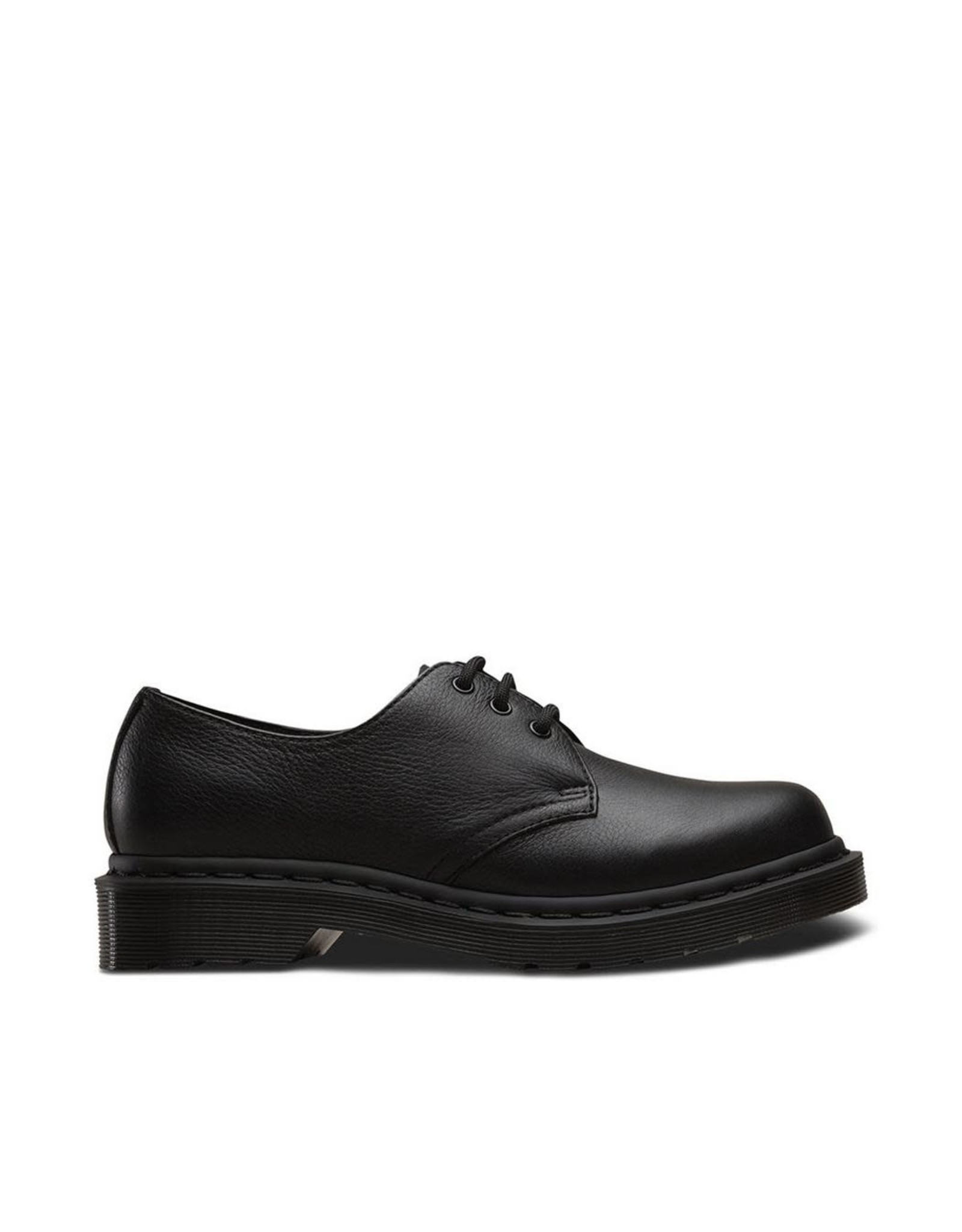DR. MARTENS 1461 MONO BLACK VIRGINIA 301MOV-R24735001