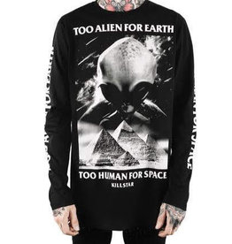 KILLSTAR - Don't Belong Long Sleeve Top