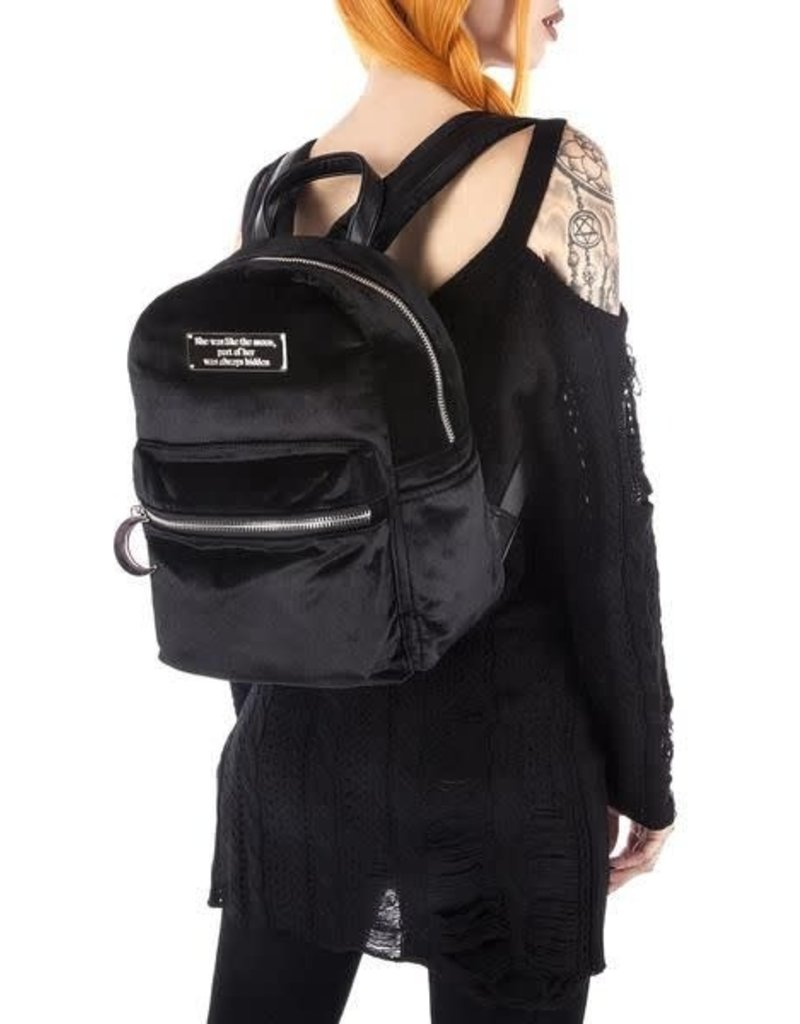 KILLSTAR - Starlight Velvet Backpack