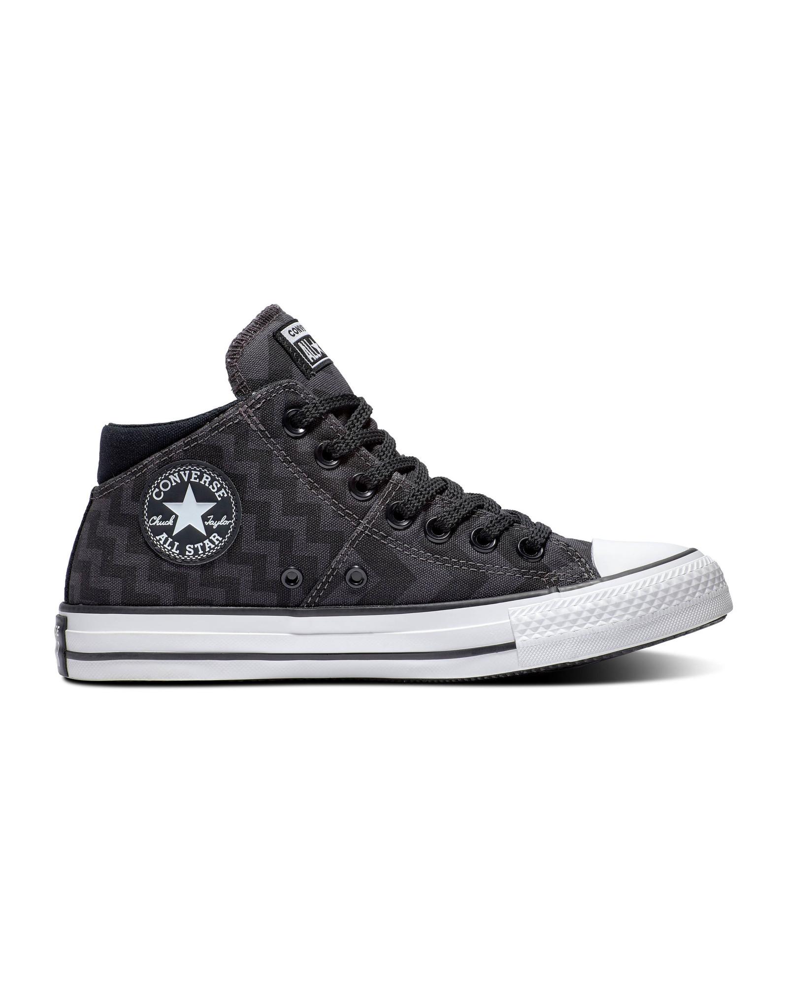 CONVERSE CHUCK TAYLOR ALL STAR MADISON MID BLACK/WHITE/BLACK C13MMS-565387C