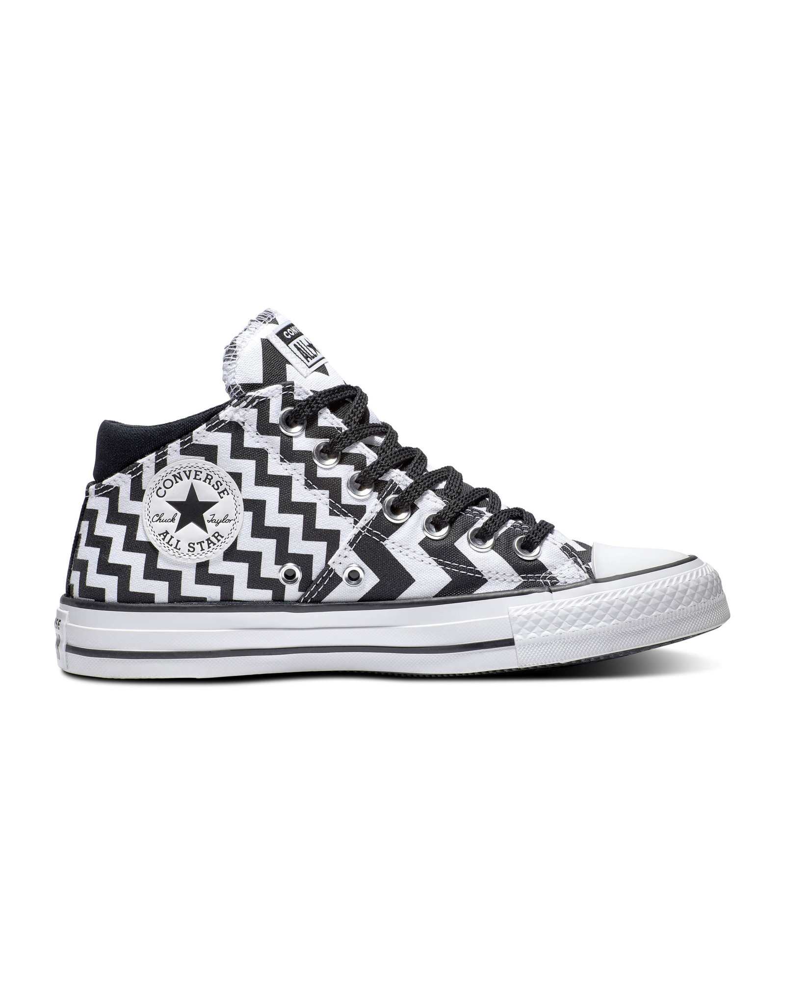 CONVERSE CHUCK TAYLOR ALL STAR MADISON MID WHITE/BLACK/WHITE C13MYM-565388C