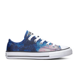 CONVERSE CHUCK TAYLOR ALL STAR OX LAPIS BLUE/COASTAL PINK/WHITE CZGALB-665402C