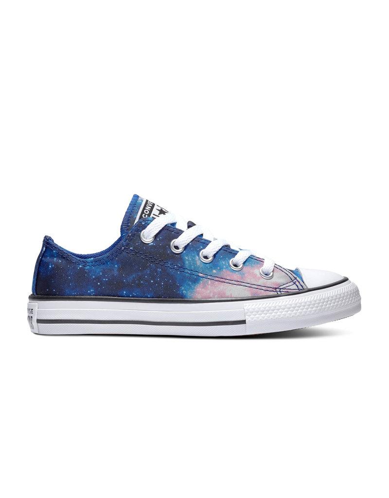 CONVERSE CHUCK TAYLOR ALL STAR OX LAPIS BLUE/COASTAL PINK/WHITE CZGALB-665402C
