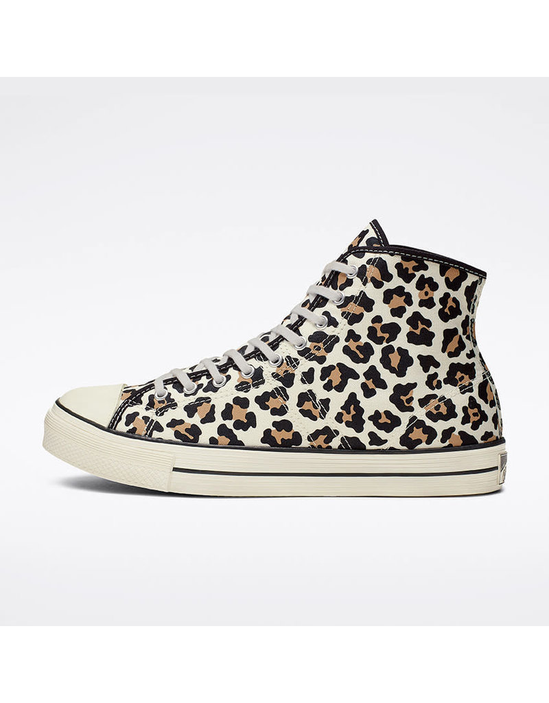 CONVERSE LUCKY STAR HI DRIFTWOOD/LIGHT FAWN/BLACK C19LEO-165025C