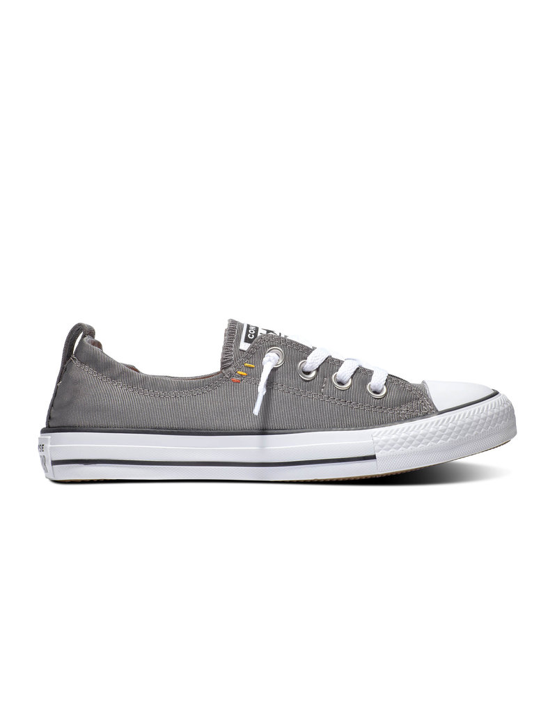 CONVERSE CHUCK TAYLOR ALL STAR SHORELINE SLIP DARK CONCRETE/WHITE C13SSD-565243C