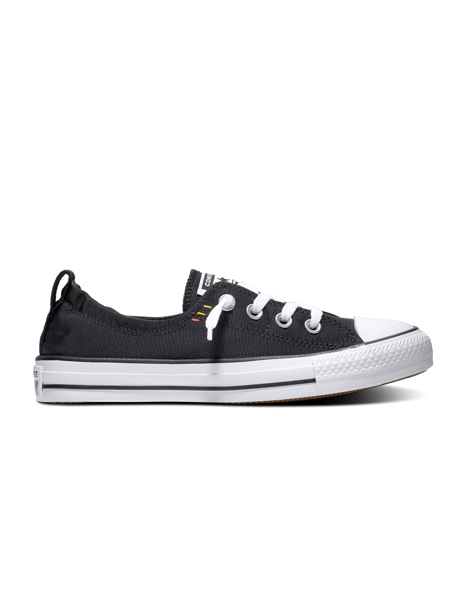 CONVERSE CHUCK TAYLOR ALL STAR SHORELINE SLIP BLACK/WHITE/BLACK C13SSB-565244C