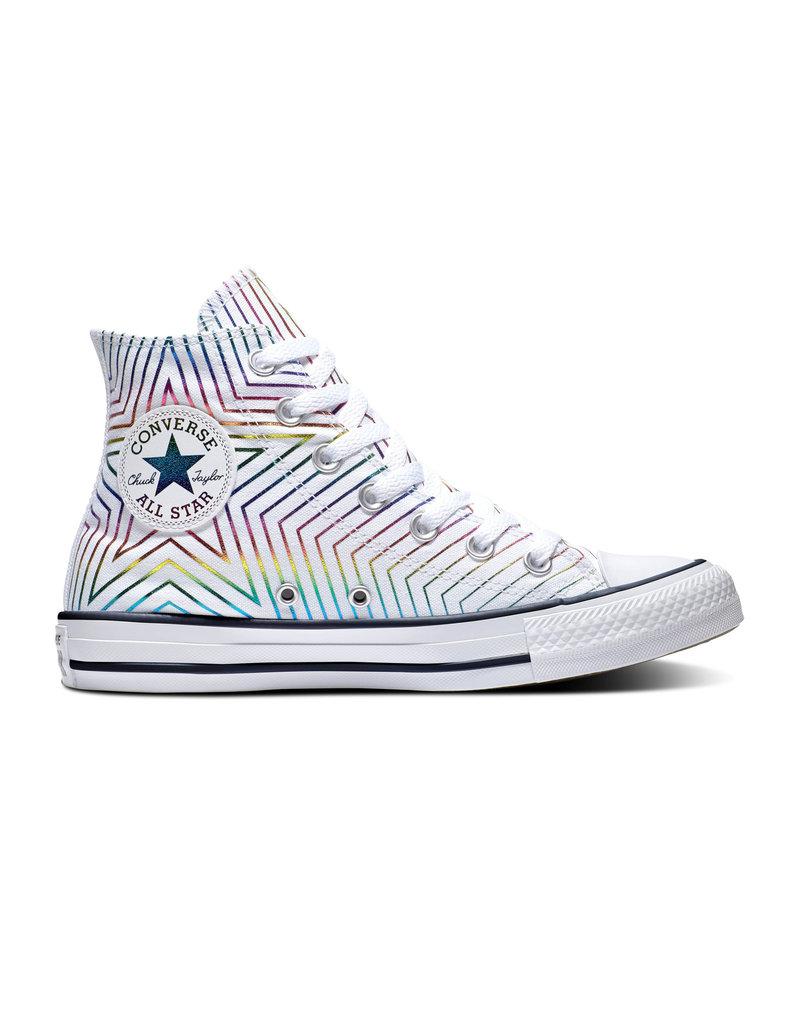 CONVERSE CHUCK TAYLOR ALL STAR HI WHITE/BLACK/WHITE C19STAW-565396C