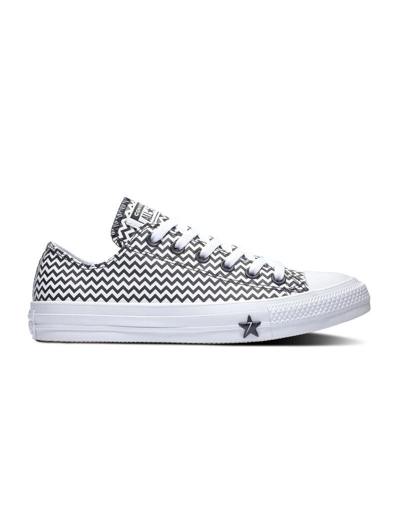 CONVERSE CHUCK TAYLOR ALL STAR OX WHITE/ CONVERSE BLACK/WHITE CC13PSY-565367C