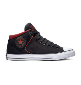 CONVERSE CHUCK TAYLOR ALL STAR HIGH STREET HI BLACK C998BAK-165346C