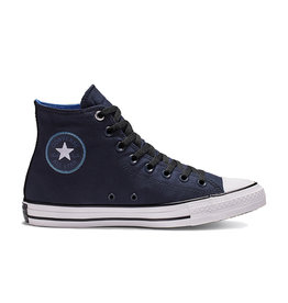 CONVERSE CHUCK TAYLOR ALL STAR HI OBSIDIAN/BLACK/WHITE C19BOL-164882C