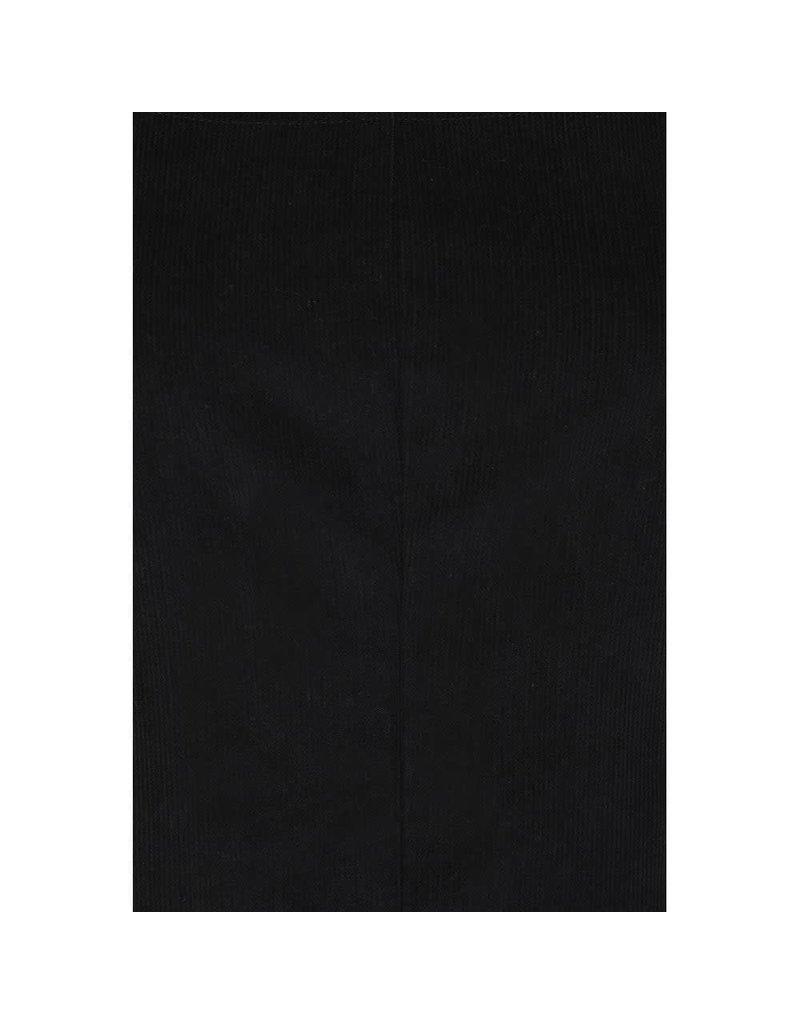 COLLECTIF - Bright & Beautiful Lena Cord Black Dress