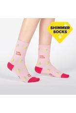 SOCK IT TO ME - Junior United We Shine (Lurex) Crew Socks