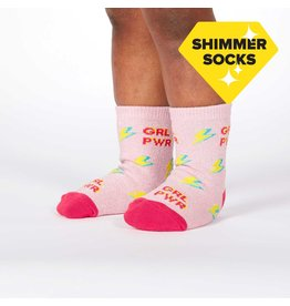 SOCK IT TO ME - Toddler United We Stand (Lurex) Crew Socks