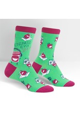 SOCK IT TO ME - Women's Kindness Is My Jam Crew Socks