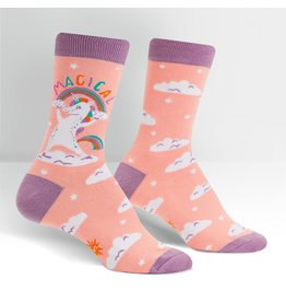 SOCK IT TO ME - Women's Magical Crew Socks