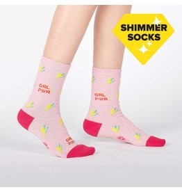 SOCK IT TO ME - Youth United We Shine (Lurex) Crew Socks