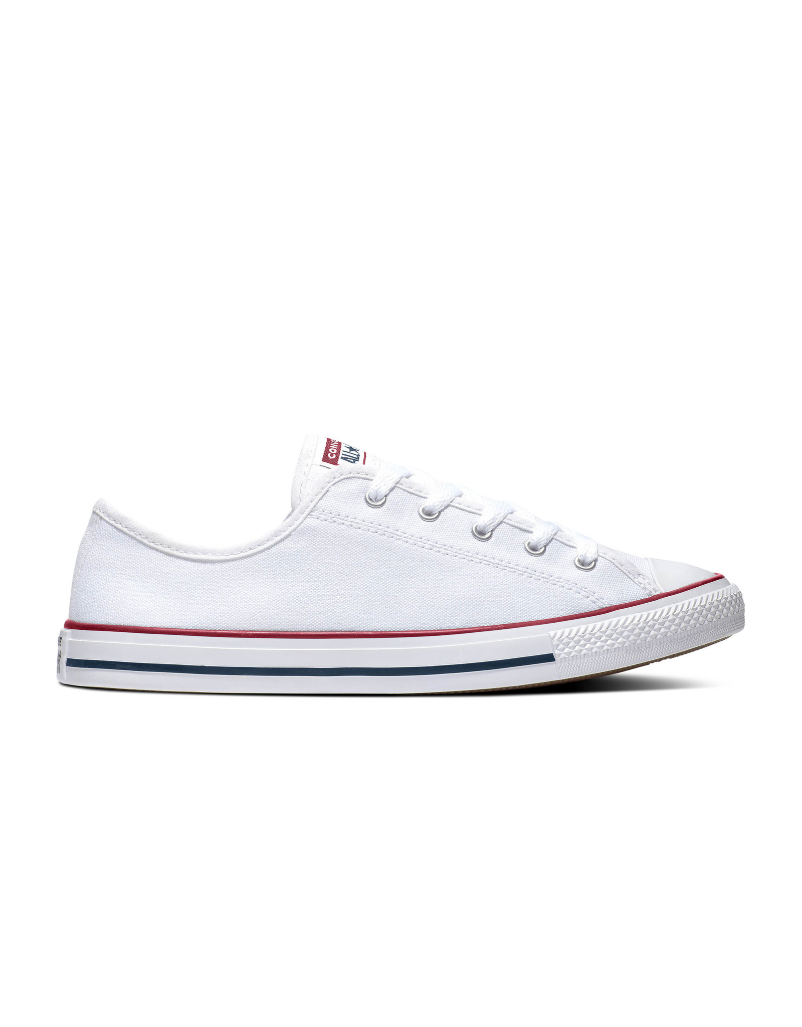 CONVERSE CHUCK TAYLOR ALL STAR DAINTY OX WHITE/RED/BLUE C940W-564981C