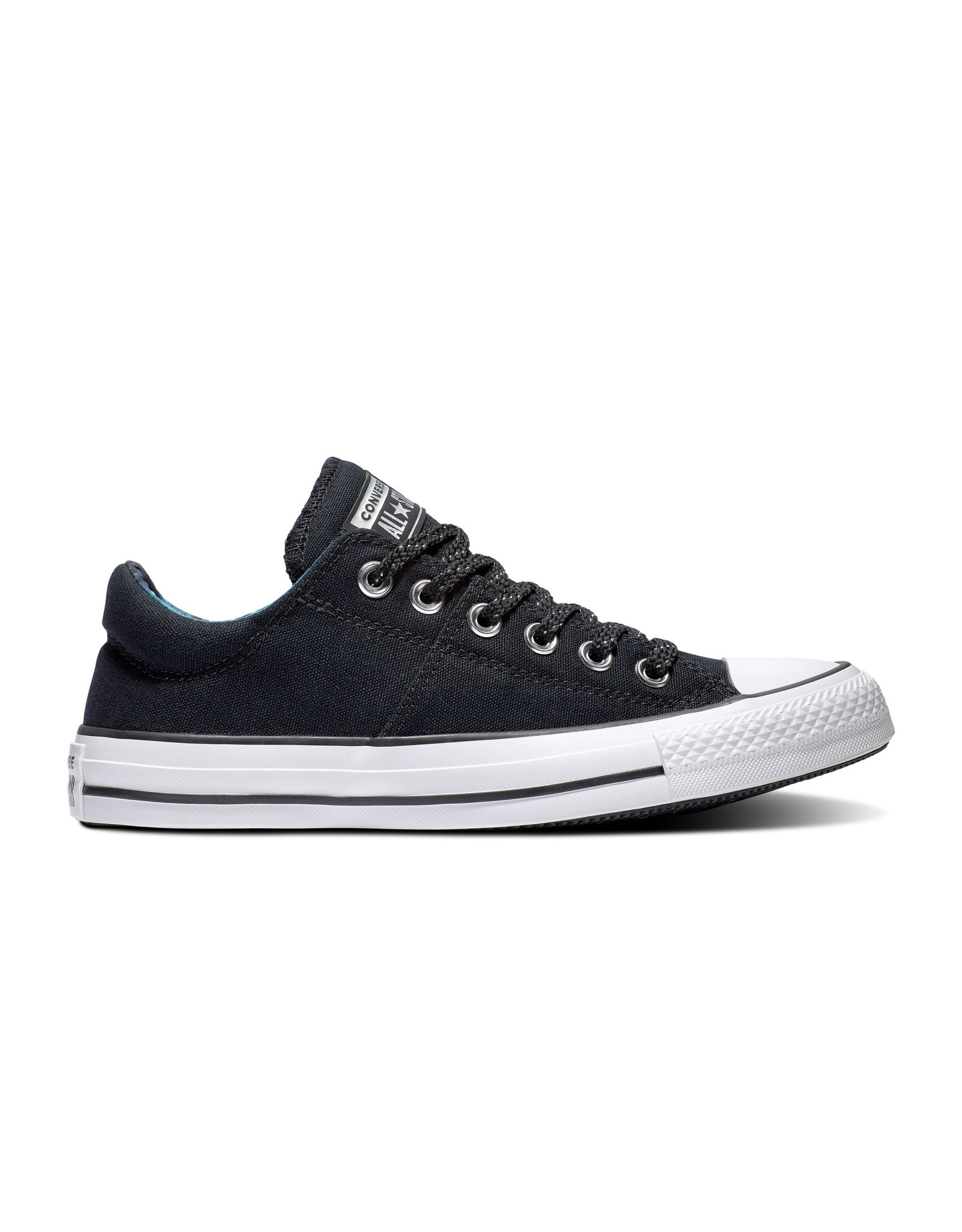 CONVERSE CHUCK TAYLOR ALL STAR MADISON OX BLACK/WHITE/BLACK C13MAB-565223C