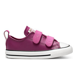 CONVERSE CHUCK TAYLOR ALL STAR 2V OX MESA ROSE/MOD PINK CKVES-765118C