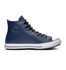 CONVERSE CHUCK TAYLOR ALL STAR WINTER HI CUIR OBSIDIAN/BLACK/WHITE CC19OB-164924C