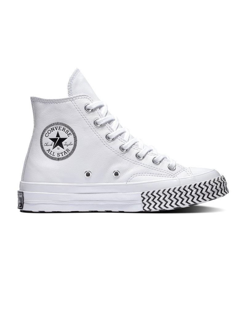CONVERSE CHUCK 70 HI WHITE/BLACK/WHITE C970PSYS-564970C
